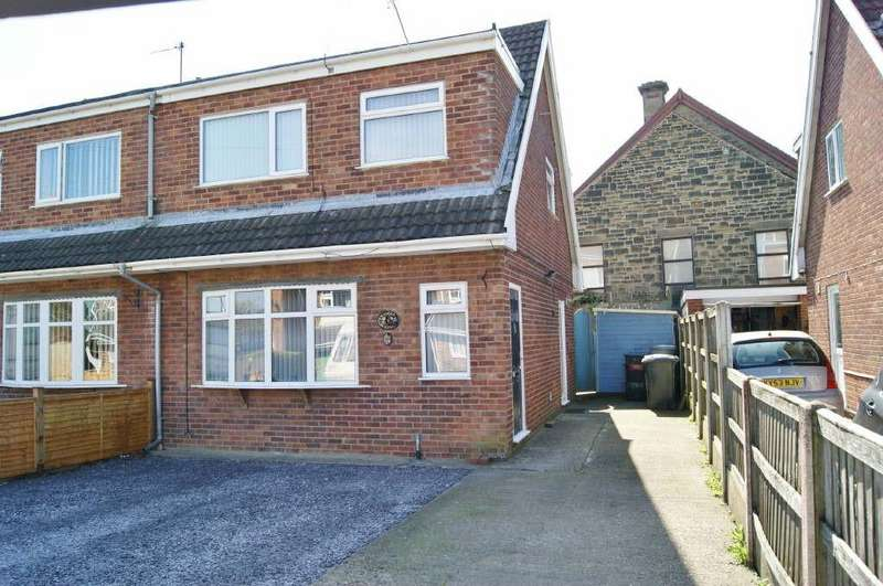 3 Bedrooms Semi Detached House for sale in Greengate Farm, Coedpoeth