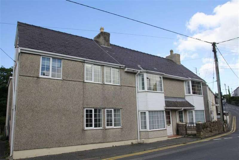 3 Bedrooms Detached House for sale in Penysarn, Anglesey, LL69