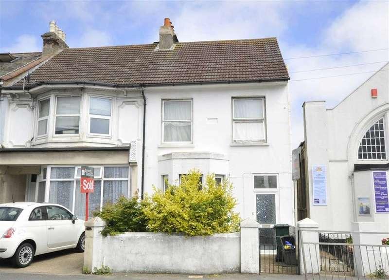 3 Bedrooms Semi Detached House for sale in Trafalgar Road, Portslade