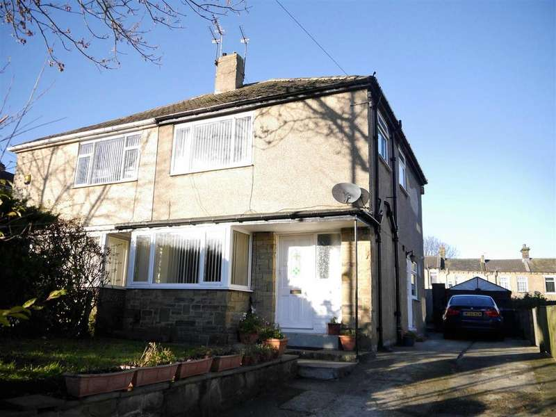 3 Bedrooms Semi Detached House for sale in Bradford Road, Clayton, Bradford, BD14 6DN