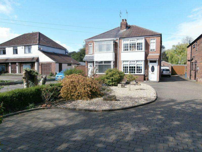 3 Bedrooms Semi Detached House for sale in Main Road, Bilton