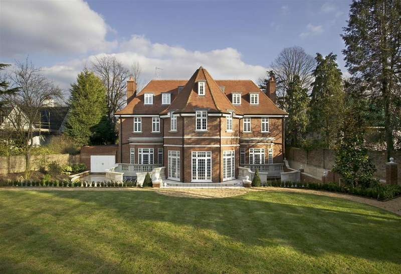 7 Bedrooms Detached House for sale in Sabeliese, The Bishops Avenue, N2
