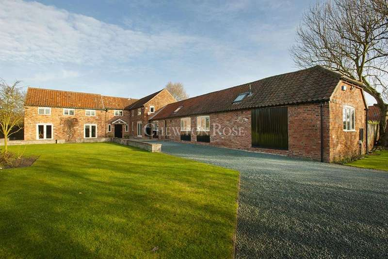 6 Bedrooms Barn Conversion Character Property for sale in Thorpe, Newark, Nottinghamshire