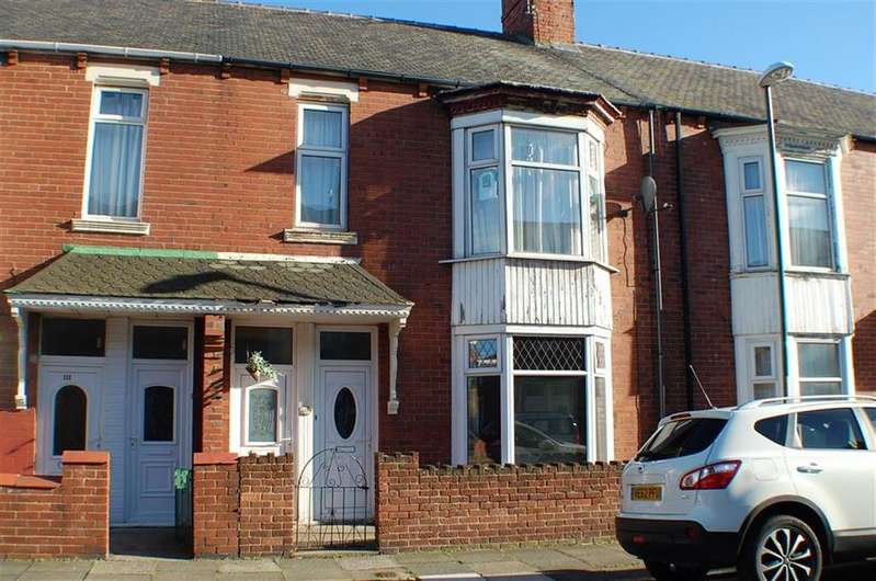 2 Bedrooms Flat for sale in Talbot Road, South Shields