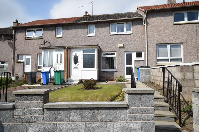2 Bedrooms Terraced House for sale in Dallas Drive, Kirkcaldy, Fife, KY2
