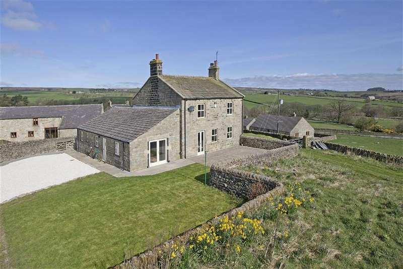 4 Bedrooms Detached House for sale in Padside, Nr Harrogate, North Yorkshire