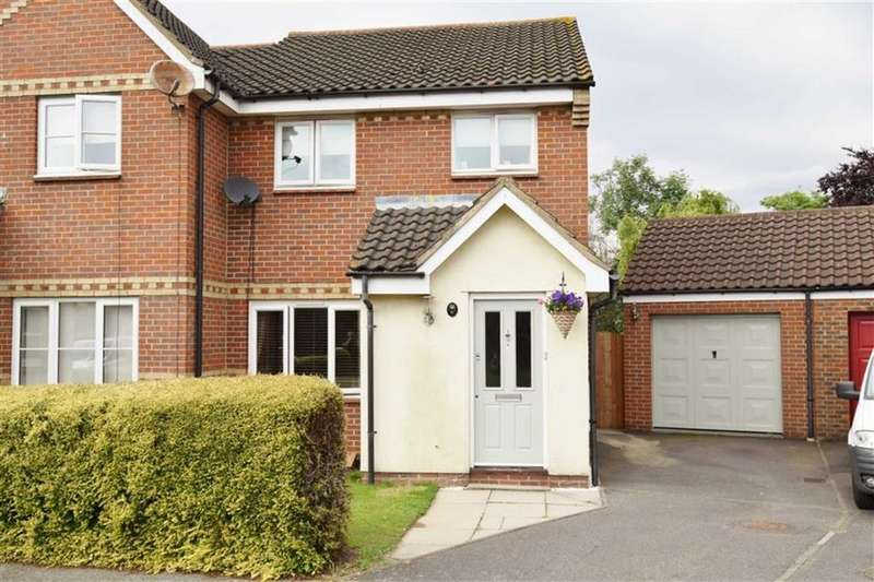3 Bedrooms Semi Detached House for sale in St Marys Road, BR8