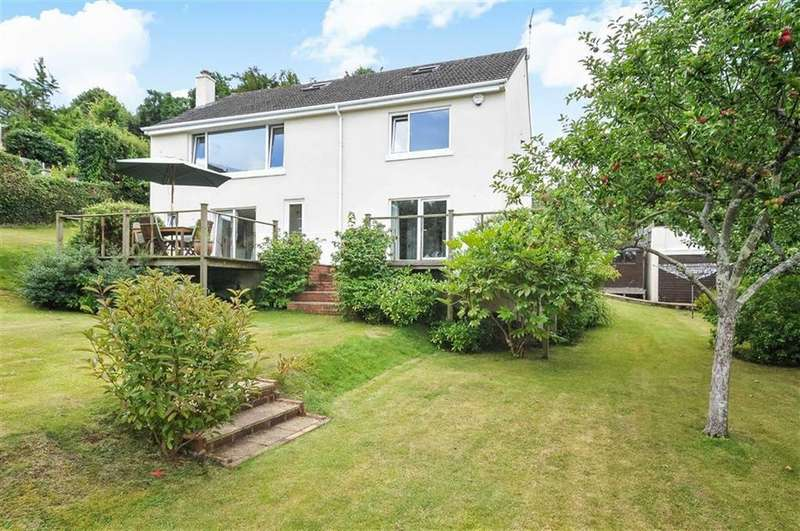 4 Bedrooms Detached House for sale in Brooklands Lane, Torquay, TQ2