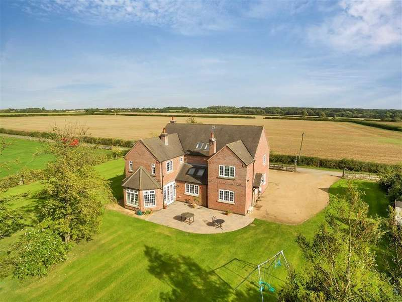 5 Bedrooms Detached House for sale in Oxton Road, Southwell, Nottinghamshire, NG25