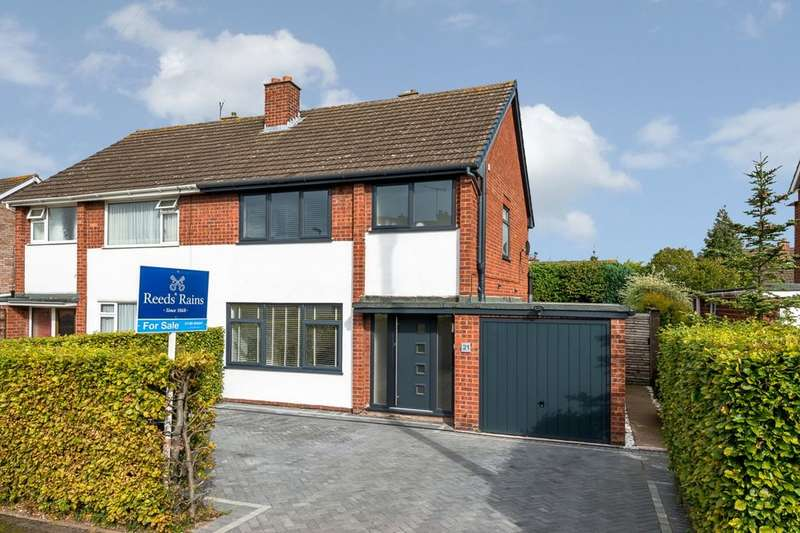 3 Bedrooms Semi Detached House for sale in Beech Road, Eccleshall, Stafford, ST21