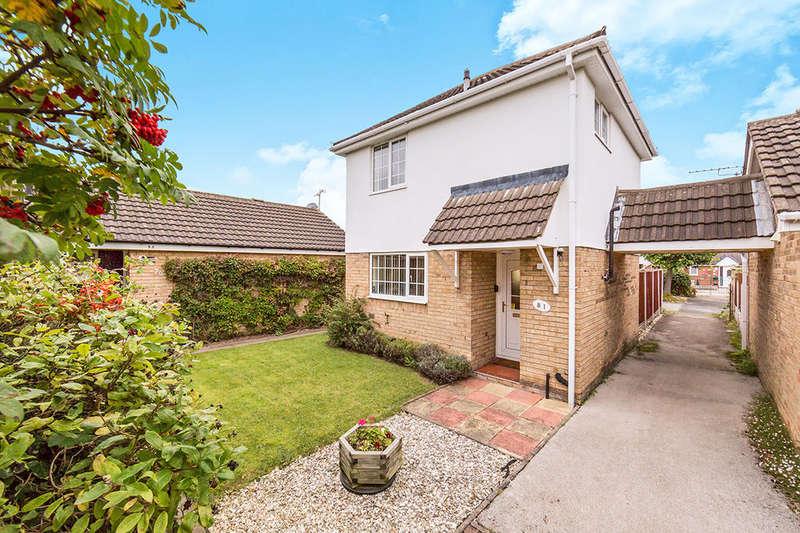 2 Bedrooms Detached House for sale in Elizabeth Avenue, Kirk Sandall, Doncaster, DN3