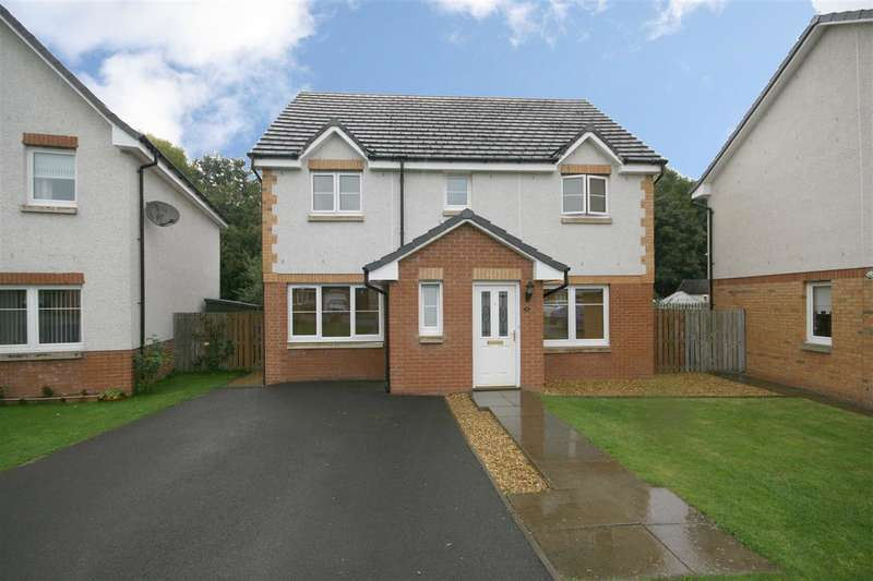 4 Bedrooms Detached House for sale in Munnoch Way, Stirling