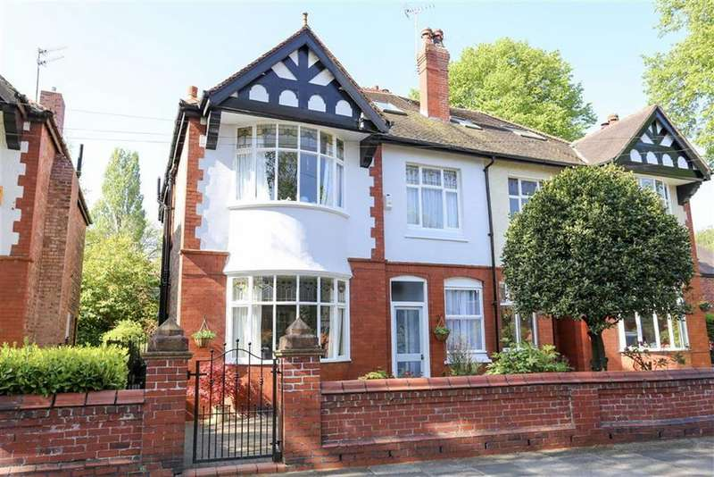 5 Bedrooms Semi Detached House for sale in Danesmoor Road, Didsbury, Manchester