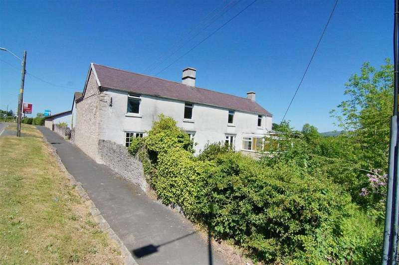 8 Bedrooms Detached House for sale in Trefnant
