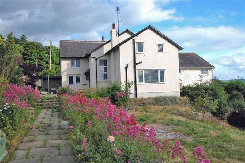 3 Bedrooms Semi Detached House for sale in Tan Yr Unto, Llanbedr Dyffryn Clwyd, Ruthin