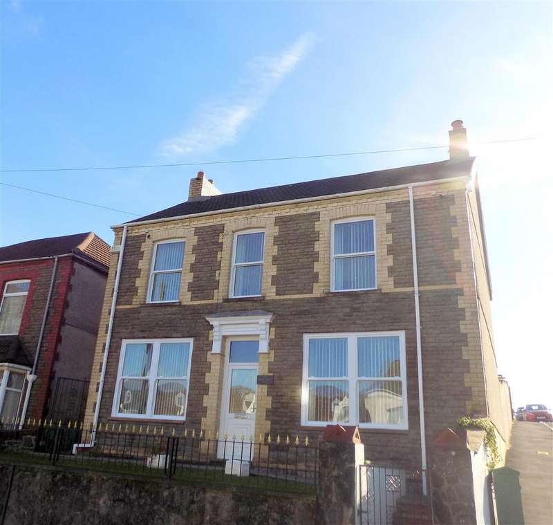 4 Bedrooms House for sale in Old Road, Neath