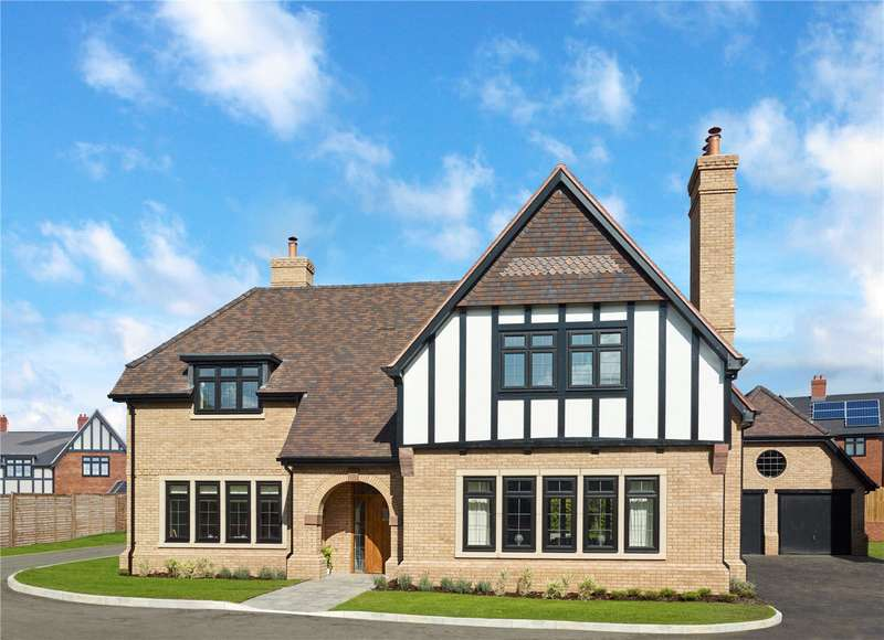 4 Bedrooms Detached House for sale in Kingshurst Gardens, Bretforton Road, Badsey, Worcestershire, WR11
