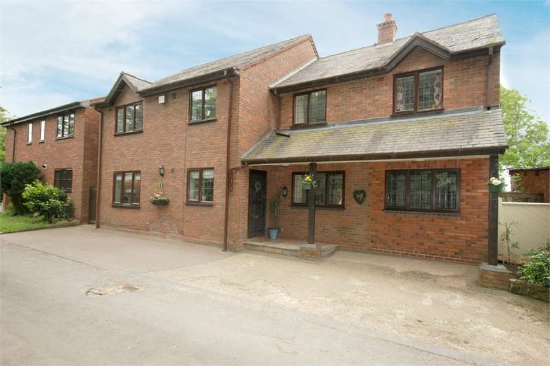 6 Bedrooms Detached House for sale in Pilgrims Lane, Newton, RUGBY, Warwickshire