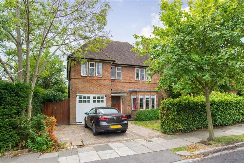 5 Bedrooms Detached House for rent in MIDDLEWAY, HAMPSTEAD GARDEN SUBURB, NW11