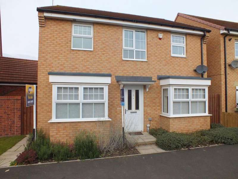 4 Bedrooms Detached House for sale in Tarset Walk, Blyth