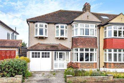 5 Bedrooms Semi Detached House for sale in Ravenswood Avenue, West Wickham