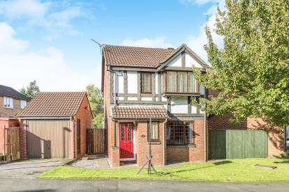 3 Bedrooms Detached House for sale in Brantwood Drive, Leyland