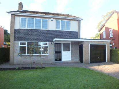 3 Bedrooms Detached House for sale in Slater Lane, Leyland, Preston, .