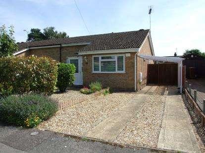 1 Bedroom Bungalow for sale in Brandon, Lakenheath, Suffolk