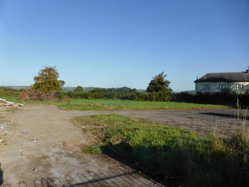 Plot Commercial for sale in Llanarthney, Carmarthen