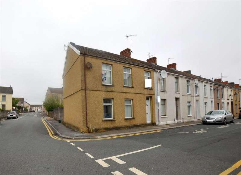 3 Bedrooms End Of Terrace House for sale in Waterloo Street, Llanelli