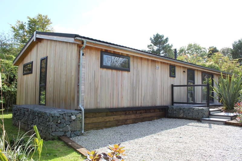 3 Bedrooms Detached Bungalow for sale in Palstone Lodges