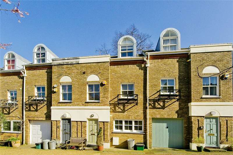 4 Bedrooms Mews House for sale in Highbury Terrace Mews, Highbury, N5