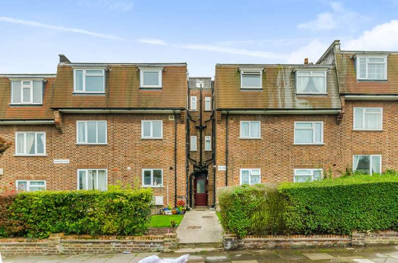 2 Bedrooms Flat for sale in Hampden Court, Muswell Hill, N10
