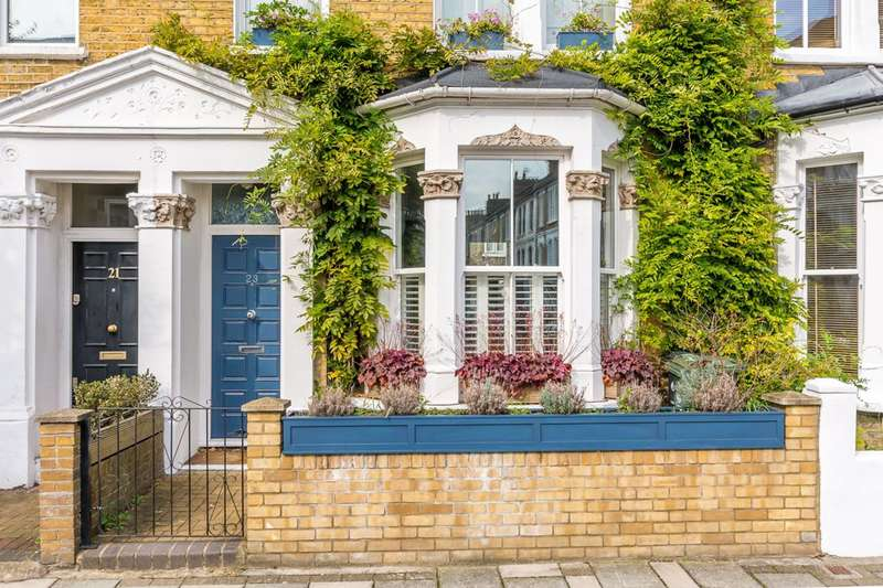 4 Bedrooms House for sale in Tradescant Road, Vauxhall, SW8