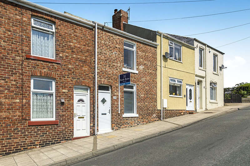 2 Bedrooms Terraced House for sale in Primrose Hill, Newfield, Bishop Auckland, DL14