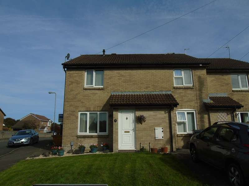 3 Bedrooms Semi Detached House for sale in Coed Arhyd, The Drope, Cardiff