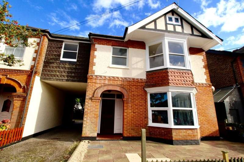 1 Bedroom Flat for sale in Annandale Avenue, Bognor Regis, PO21