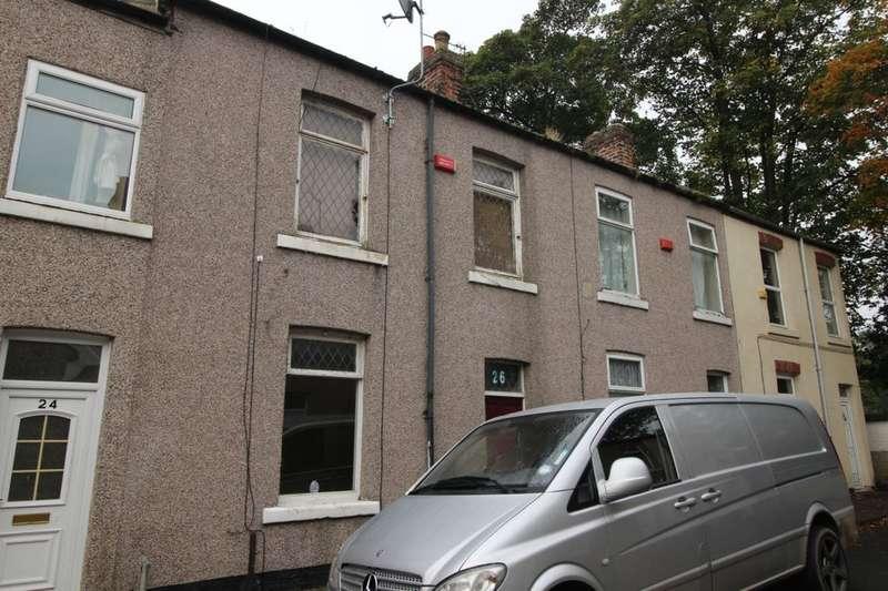 2 Bedrooms Property for sale in Peabody Street, Darlington, DL3