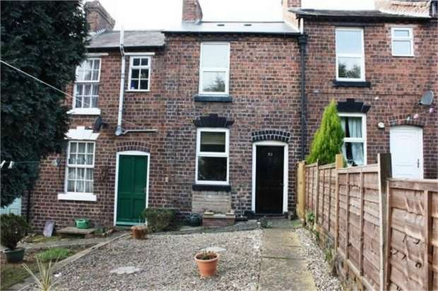 1 Bedroom Terraced House for sale in Park Street, Kidderminster, Worcestershire