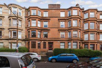 2 Bedrooms Flat for sale in White Street, Partick