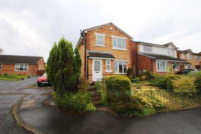 3 Bedrooms Detached House for sale in Heyworth Avenue, Livesey, Blackburn, Lancashire, BB2