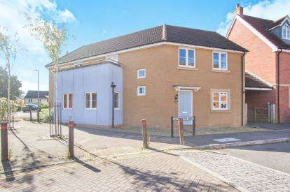 3 Bedrooms Semi Detached House for sale in Junction Way, Mangotsfield, Bristol