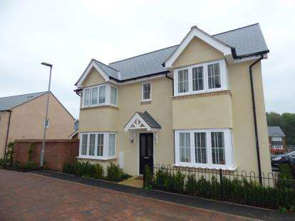 3 Bedrooms Detached House for sale in Pembroke Lane, Whitehouse, Milton Keynes, Buckinghamshire