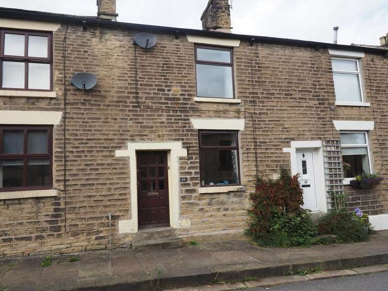 2 Bedrooms Terraced House for sale in Bridge Street, New Mills, High Peak, Derbyshire, SK22 4DJ