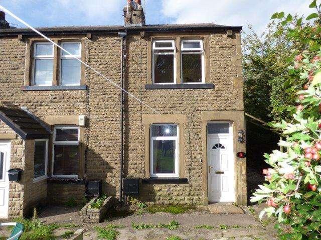 1 Bedroom End Of Terrace House for sale in Back Grove Terrace, Torrisholme, Morecambe, Lancashire, LA4 6NF