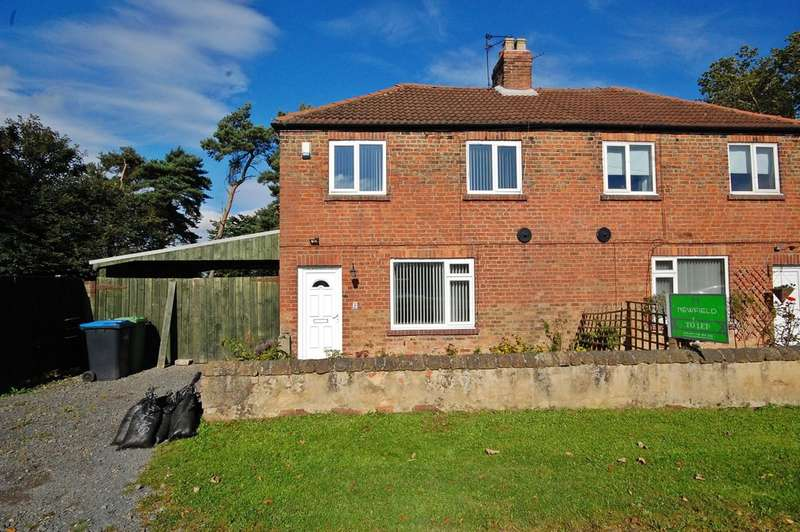 3 Bedrooms Semi Detached House for rent in Nunstainton Grange Cottage, Rushyford, Ferryhill