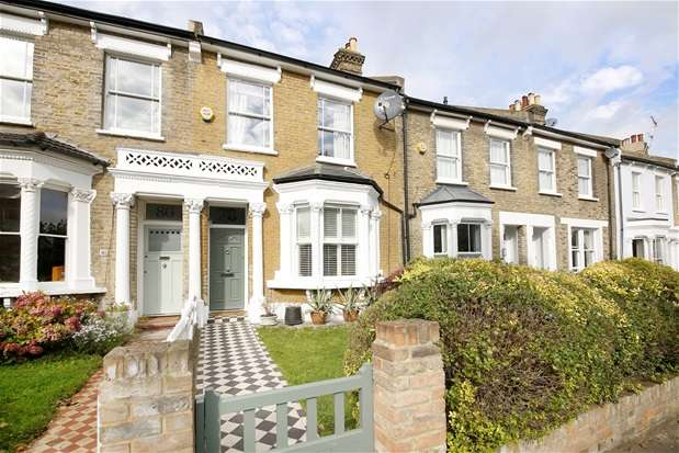 5 Bedrooms Terraced House for sale in Friern Road, East Dulwich