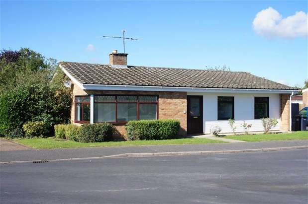 3 Bedrooms Detached Bungalow for sale in Home Close, Renhold