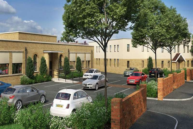 1 Bedroom Flat for sale in Mcconnel Crescent, New Rossington, Doncaster, DN11