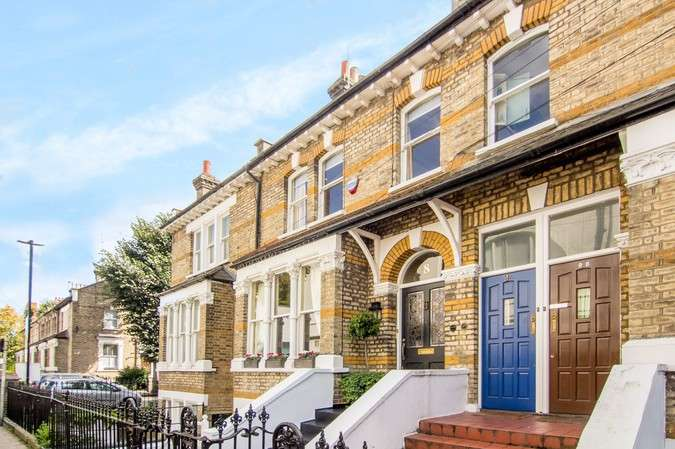 4 Bedrooms Terraced House for sale in Linden Gardens, Chiswick